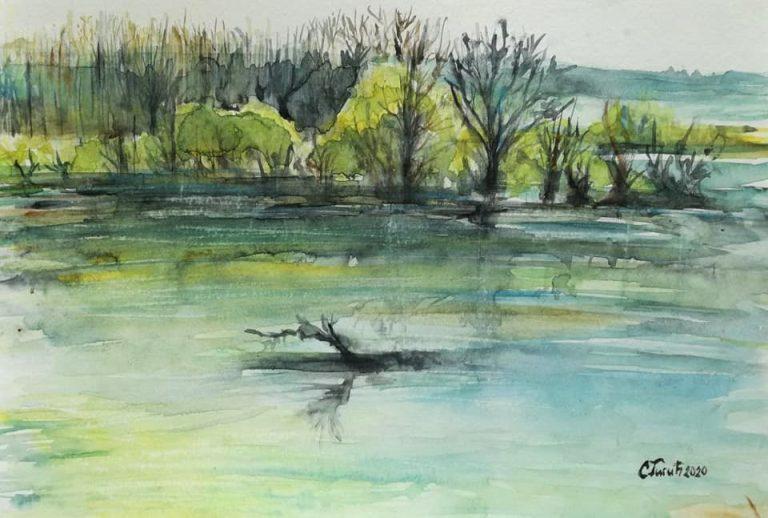 Danube at Uvala